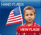 hand flags for events