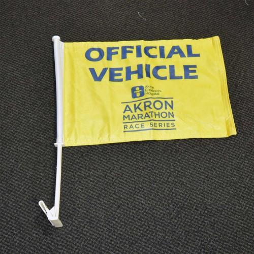 Car Flag Premium