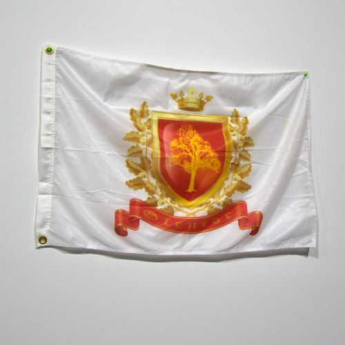 2' x 3' Custom Flag Single Sided
