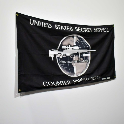 3' x 5' Custom Flag Double sided