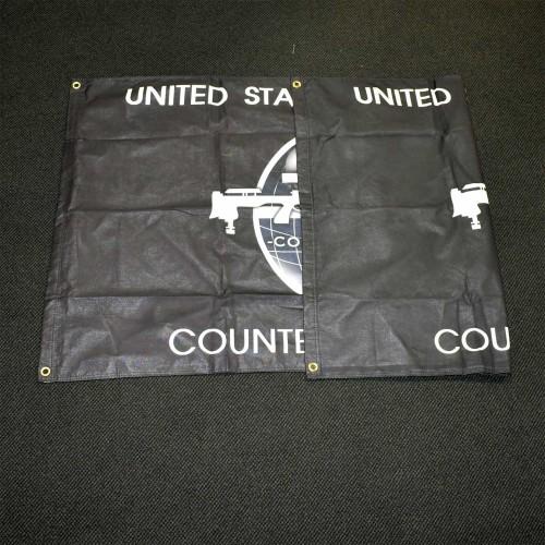 3' x 5' Custom Flag Double sided