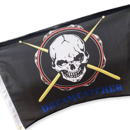 Pirate Flags Custom Printed