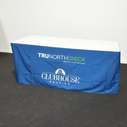 Fitted Table Covers Printed