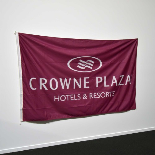 Custom Flag Single Sided - 5ft x 8ft