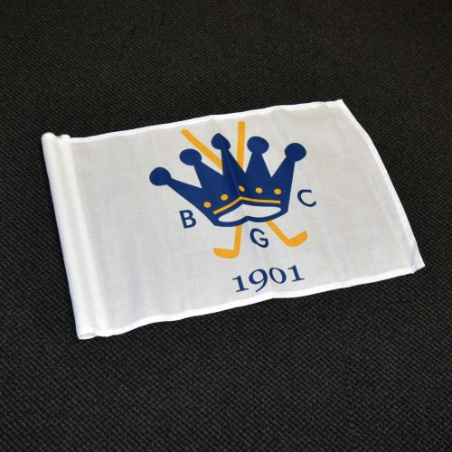 Printed Golf Flags