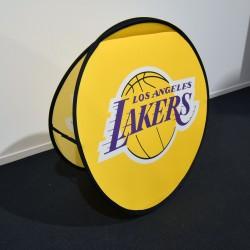 Circle Pop-Up Banner