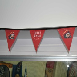 Flag Pennant Strings