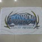 Custom Flag Bow