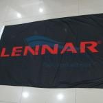 Custom Flag Lennar