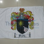 Custom Flag Coat Of Arms 2