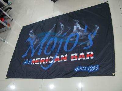 Custom Flag Mojos
