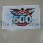 Custom Flag Car 500