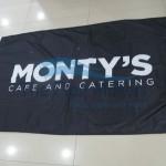 Custom Flag Montys