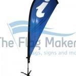 teardrops flags info