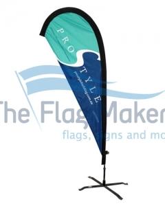 teardrops flags pro style