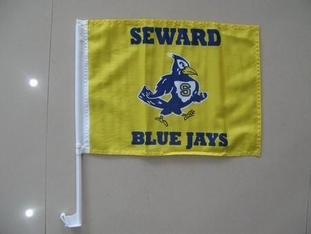 Seward Car Flags