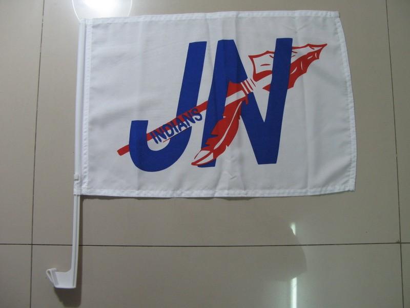 JN Car Flag