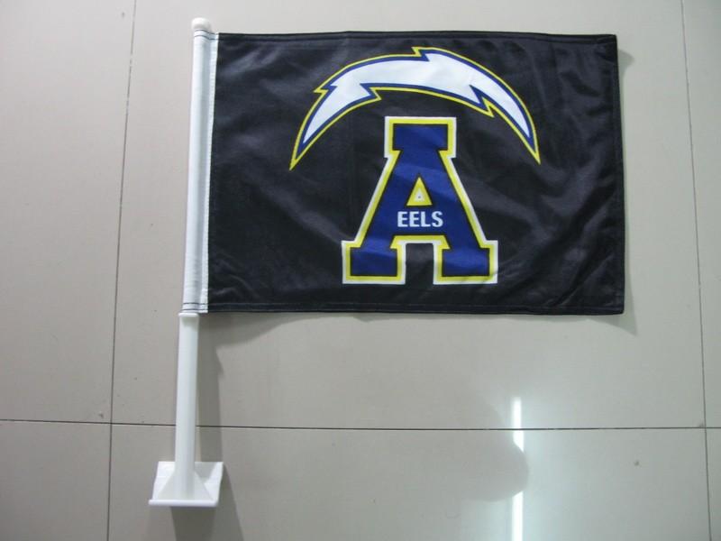 A EELS Car Flag