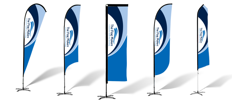 Custom Display Banner Flags