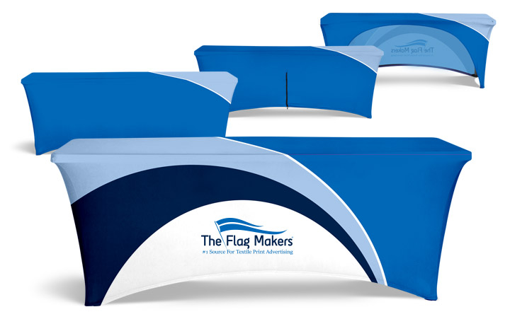 Fitted Stretch Table Covers