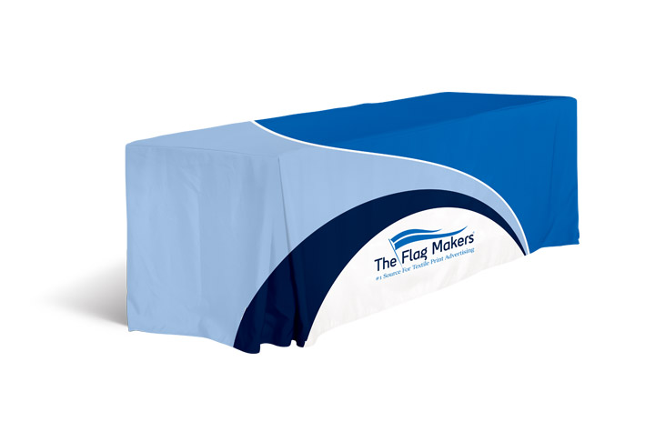 Pleated Fitted Table Covers