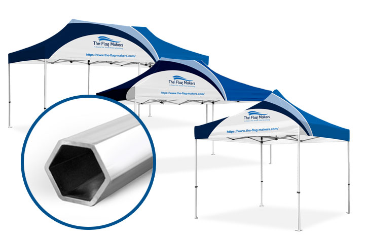 Hex-Frame Tent