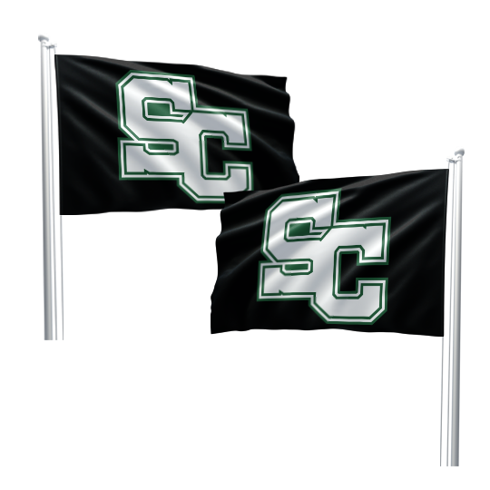SC custom flags
