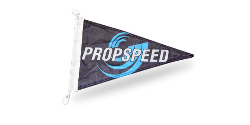 polyester flag pennant