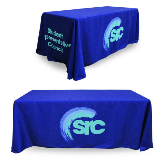 SRC custom table top cover