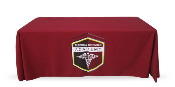 tablecovercustommedicalacademy