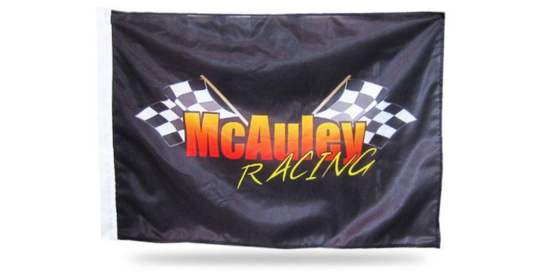 Motorsport Checkered Flag