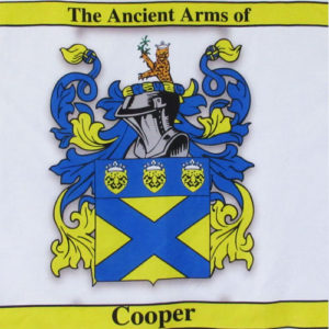 Family crest cooper