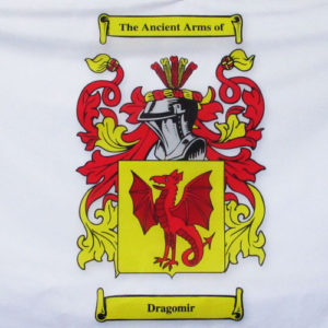 Family crest dragomir
