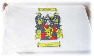 crest flag McMaken