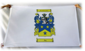 crest flag day