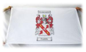 crest flag franklin