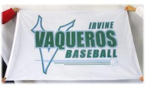vaqueros baseball banner