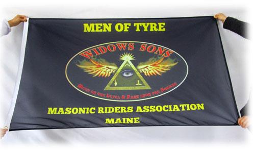 men of the tyre masonic riders association