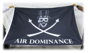 pirate flag custom air dom