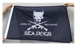 pirate flag custom sea dogs