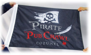 pirate flag print