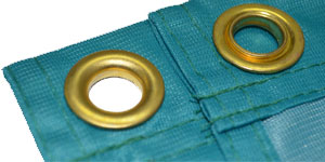 flag grommets and eyelets